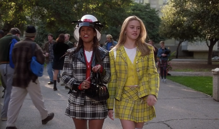 Cupid's Pulse Article: Fashion Trend: The '90s Are Back