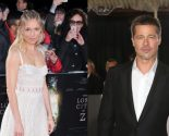 New Celebrity Couple? Brad Pitt & Sienna Miller 'Spending Some Time Together'