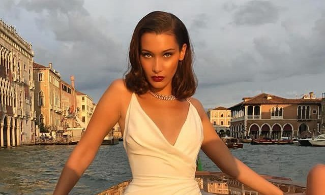 Cupid's Pulse Article: Single Celebrities: Bella Hadid Has Had Enough Of Dating Rumors