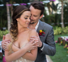 'Bachelor in Paradise' Stars Carly Waddell & Evan Bass Celebrate Celebrity Baby Shower