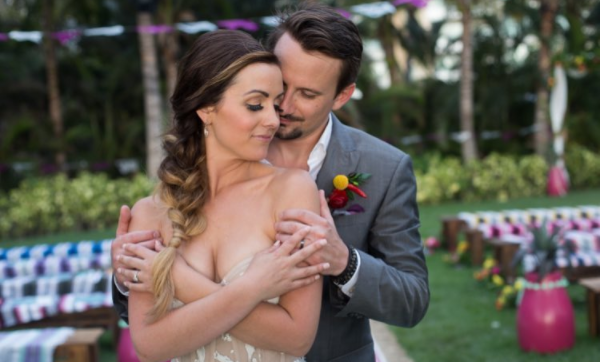 Cupid's Pulse Article: 'Bachelor in Paradise' Stars Carly Waddell & Evan Bass Celebrate Celebrity Baby Shower