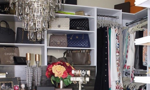 Cupid's Pulse Article: Product Review: Let Your College Student Feel Like Stylish Celebrity With Modular Closets
