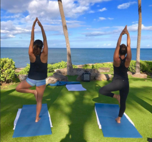 Cupid's Pulse Article: Celebrity Fitness: 5 Basic Yoga Poses by Celebrities