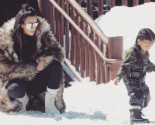 Celebrity Style: Bundle Up in These Ski Lodge Celebrity Looks