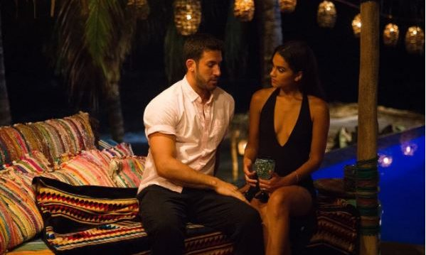 Cupid's Pulse Article: Celebrity News: Spoiler Alert! 'Bachelor in Paradise' Stars Derek Peth & Taylor Nolan Are Engaged