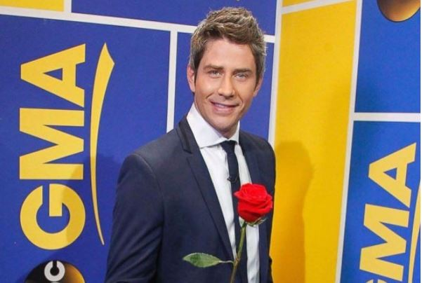 Cupid's Pulse Article: Celebrity News: Arie Luyendyk Jr. Hands Out First Impression Rose on Season Premier of 'The Bachelor'