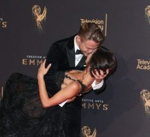 Celebrity Couple News: Derek Hough Celebrates Girlfriend Hayley Erbert's Birthday with Loving Tribute