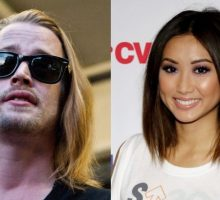 New Celebrity Couple? Macaulay Culkin & Brenda Song Hold Hands at Knotts Berry Farm