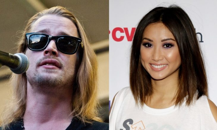 Cupid's Pulse Article: New Celebrity Couple? Macaulay Culkin & Brenda Song Hold Hands at Knotts Berry Farm
