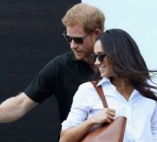 Royal Celebrity Wedding: It's Official! Prince Harry & Meghan Markle Are Engaged