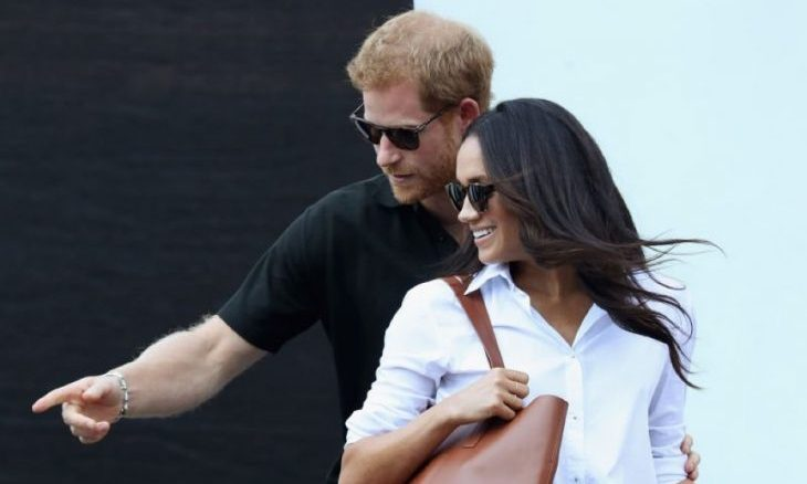 Cupid's Pulse Article: Celebrity Getaway: Find Out Where Prince Harry & Meghan Markle Will Honeymoon