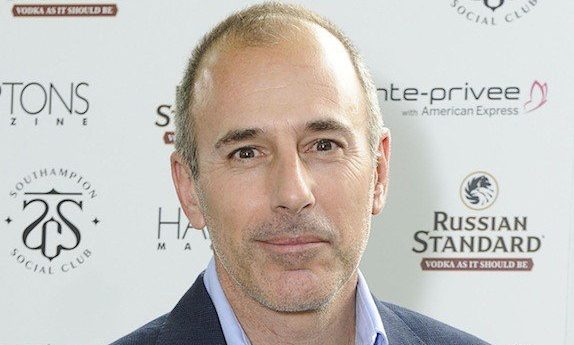 Cupid's Pulse Article: Celebrity Divorce: Matt Lauer Moves Out of Family Home Amid Divorce