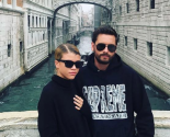 Celebrity Getaway: Scott Disick & Sofia Richie Enjoy PDA on Mexican Vacation