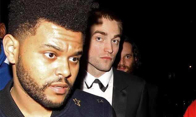 Cupid's Pulse Article: Celebrity News: The Weeknd Hangs Out with Justin Bieber's Ex Post-Selena Gomez Split