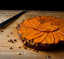 Celebrity Chef Recipes For a Vegetarian Thanksgiving