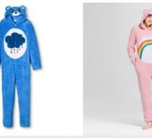 Product Review: Share a Scare with Care Bear Onesies!