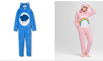 Cupid's Pulse Article: Product Review: Share a Scare with Care Bear Onesies!