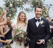 Celebrity Wedding: Kate Upton Marries Justin Verlander in Lavish Italian Wedding