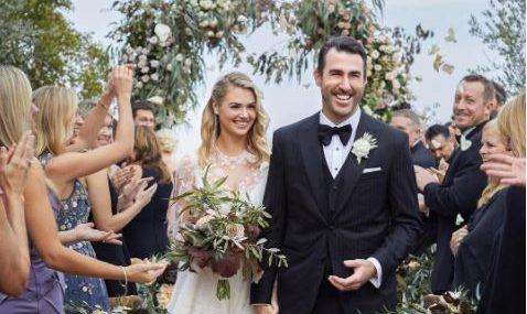 Cupid's Pulse Article: Kate Upton & Justin Verlander Open Up About Celebrity Wedding & Proposal