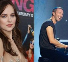 Celebrity Couple: Dakota Johnson & Chris Martin Are 'Definitely Dating'
