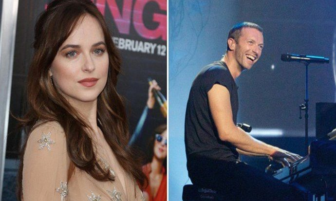 Cupid's Pulse Article: Celebrity Couple: Dakota Johnson & Chris Martin Are 'Definitely Dating'