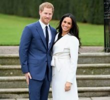 Celebrity News: Prince Harry & Meghan Markle Enjoy 'Hamilton' Date Night