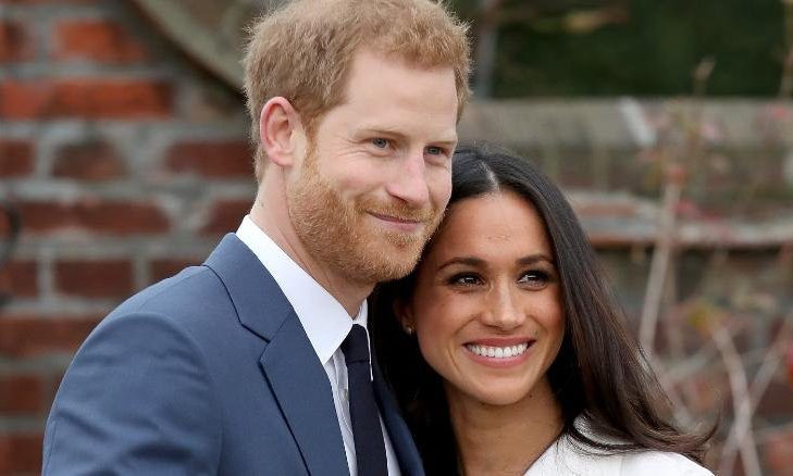 Cupid's Pulse Article: Royal Celebrity Wedding: Prince Harry & Duchess Meghan Tie the Knot & Release Official Photos