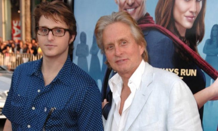 Cupid's Pulse Article: Celebrity Baby News: Michael Douglas Is a Grandfather As Son Cameron Welcomes First Child