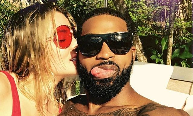 Cupid's Pulse Article: Celebrity Baby News: Khloe Kardashian Celebrates Tristan Thompson's Birthday After Lavish Baby Shower