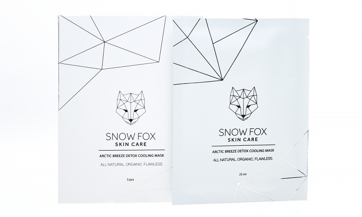 Cupid's Pulse Article: Product Review: Snow Fox 3-Step Skin Care