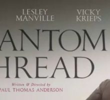 Movie Review: 'Phantom Thread'