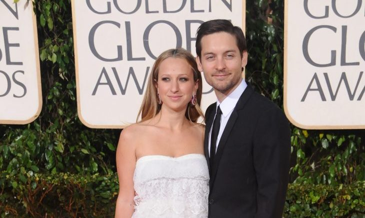 Cupid's Pulse Article: Celebrity Break-Ups: Jennifer Meyer Says Tobey Maguire Is the 'Greatest Ex-Husband'