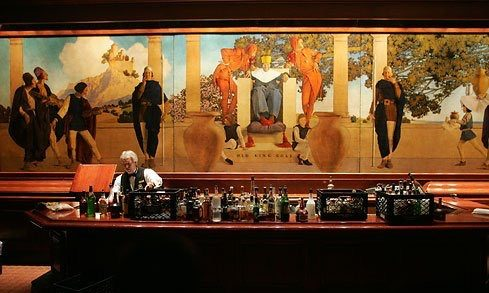 Cupid's Pulse Article: Popular Restaurants: The Best Bars in NYC
