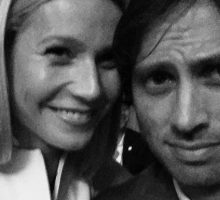 Celebrity Couple News: Gwyneth Paltrow Explains Why She And Husband Brad Falchuk Don't Live Together Full-Time