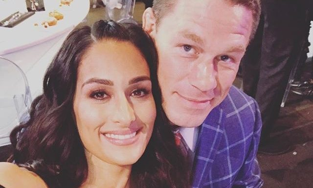 Cupid's Pulse Article: On-Again! Celebrity Couple Nikki Bella & John Cena Are Back Together After Calling Off Wedding