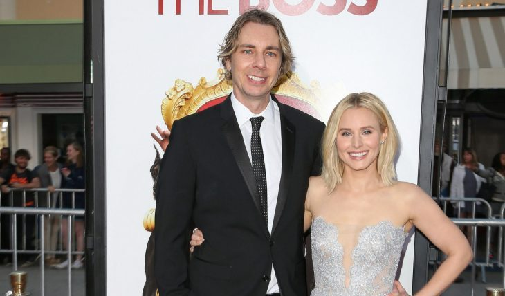Cupid's Pulse Article: Celebrity News: Dax Shepard Shares Throwback Pic with Wife Kristen Bell