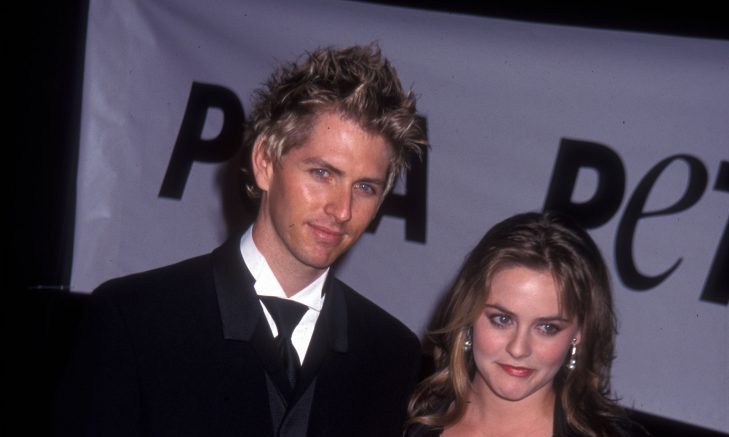 Cupid's Pulse Article: Celebrity Break-Up: Alicia Silverstone & Husband Christopher Jarecki Split After 20 Years