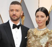 Celebrity Couple News: Justin Timberlake Shares Sweet Instagram Photo, Saying Wife Jessica Biel Has His Back
