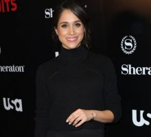 Royal Celebrity Couple News: Meghan Markle Gets Baptized at Chapel Royal at St. James Place Prior to Celebrity Wedding