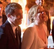 Celebrity Wedding: Amy Schumer Marries Chris Fischer in Surprise Wedding