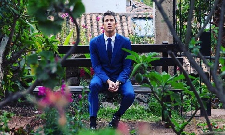 Cupid's Pulse Article: Celebrity News: 'The Bachelor' Arie Luyendyk Jr. Proposes In a Dramatic Finale Episode