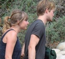 Celebrity News: Taylor Swift Holds Joe Alwyn Close During Rare Hike in Malibu