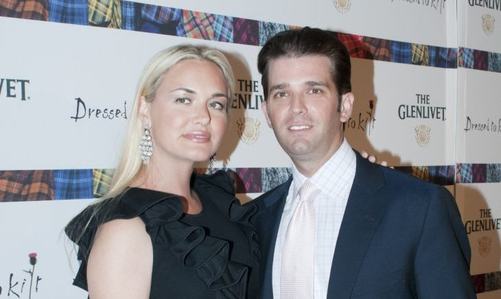 Cupid's Pulse Article: Celebrity Divorce: Vanessa Trump Files for Divorce from Donald Trump Jr.