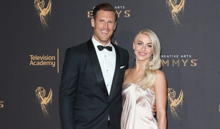 Cupid's Pulse Article: Celebrity News: Brooks Laich Says He's Proud of Wife Julianne Hough For Saying She's 'Not Straight'