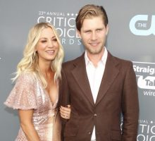 Celebrity Wedding News: Kaley Cuoco Marries Karl Cook