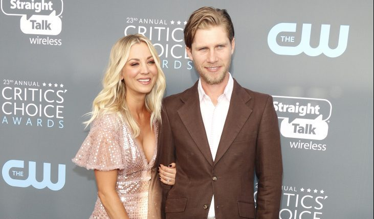Cupid's Pulse Article: Celebrity Wedding News: Kaley Cuoco Marries Karl Cook