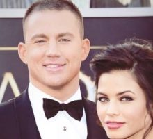Celebrity Exes Channing Tatum & Jenna Dewan Reunite for Halloween Selfie Amid Divorce