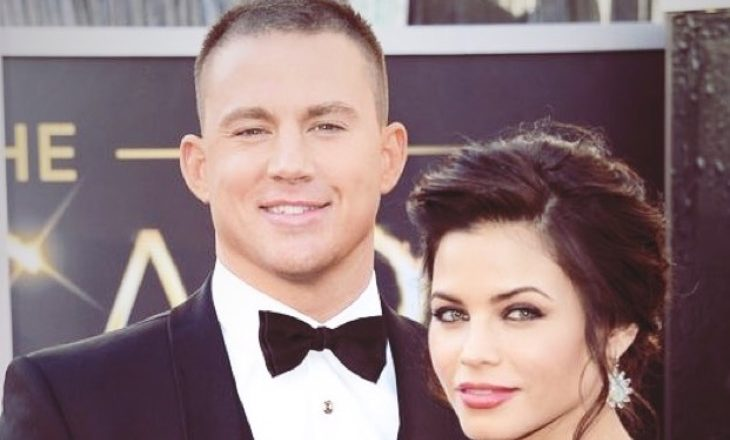 Cupid's Pulse Article: Celebrity Exes Channing Tatum & Jenna Dewan Reunite for Halloween Selfie Amid Divorce