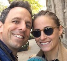 Celebrity Baby News: Seth Meyers Welcomes Second Child in the Lobby of His Apartment