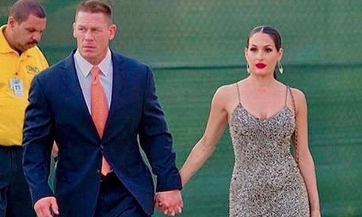 Cupid's Pulse Article: Celebrity Break-Up: John Cena Sends Messages About the 'Worst Day Ever' Post-Split from Nikki Bella